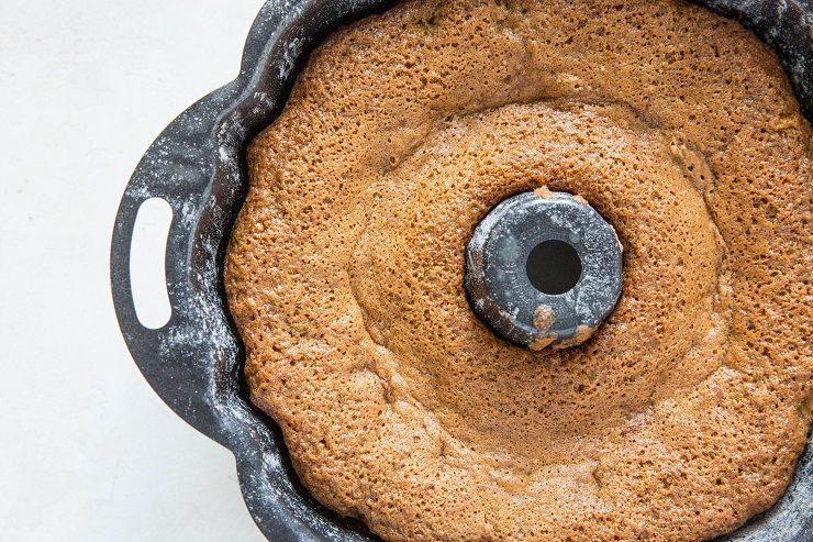 How to Make GF Bundt Cake