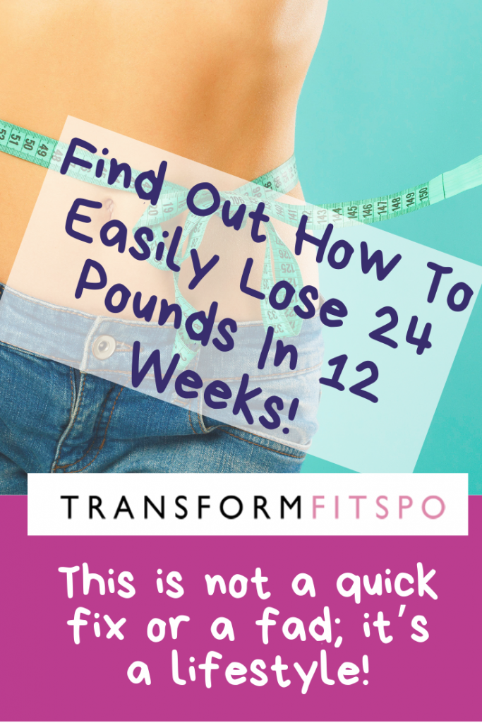 lost weight easily